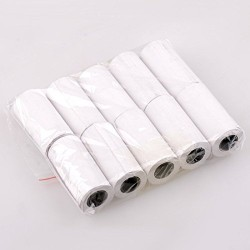 PACK 10 ROLLOS PAPEL TERMICO 58MM X 30MM